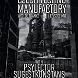 Czech Techno Manufactory 18 podcast - Strict Mom & Dad Strict