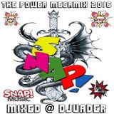 Snap - The Power Megamix 2016 (Mixed @ DJvADER)