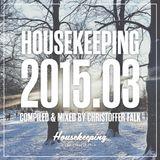 Housekeeping 2015.03
