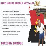 DjMobe - Afro House Mix Angola 14 01 2018