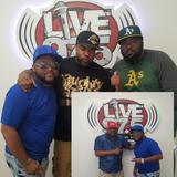ItzYourzRadio on Live 97.5 (7-16-17) Eric Roberson Dwele Snoop 50 Cent JayZ