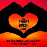 UNITED DJS - THE STUART BUSBY VALENTINES SHOW - SHOW 45 - 14-2-2019