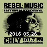 Rebel Music International 2016-05-26