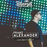 Franz Alexander @Island Festival 2017 - 01.01.17 NYE - CURICO