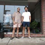 Eamon Harkin & Justin Carter (NTS @ MoMA PS1) - 23rd June 2015