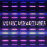Music Departures Radio Show 13.01.2016 Gingeradio.gr