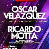 DJ RICARDO MOTTA SPECIAL DJ SET!!