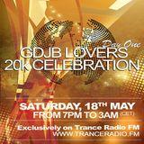 Nifra at Global DJ Broadcast Lovers 20K Celebration (Day One)