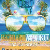 DJ JA Nebot - Sesión Especial Electrolatino Verano 2013