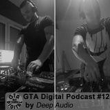 GTA Digital Podcast #12, by Deep Audio