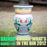 Dainos Dainai #45 Gvidas: What's In The Bin 2012