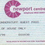 wonderstuff - newport leisure centre - 17 - 8 - 1990