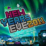 Slammin Vinyl Nye 2011-12