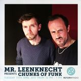 Mr. Leenknecht presents Chunks of Funk 11th April 2017