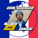 Onra - France: NTS X SONOS International Knockout Final - 9th July 2018