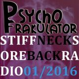 Stiff Neck, Sore Back Radio: April 22nd 2016