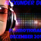 Alexunder Deejay Promotional Mix December 2014
