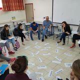 """מרחבי חינוך משמעותיים: חינוך מעורב – בית הספר הדו לשוני """"גשר על הואדי"""" בכפר קרע"""