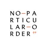no particular order • 09