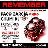 chacho @ 6º Remember Texola (08-03-15)