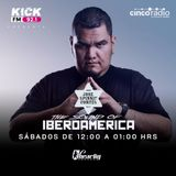 Jose Spinnin Cortes - The Sound Of Iberoamerica KICK 92.1 FM Radio Show - (2018-12-08) Part 1