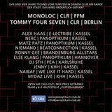 "Monoloc @ ""Vier Jahre"" Panoptikum Club, Kassel 30.04.2011"
