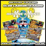 """Insane & Mind """"Live"""" Club Labrynth Radio Oct 9th 2015"""