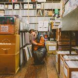 Le Mellotron: Anders with Aron Ottignon // 30-11-17