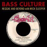 Bass Culture - February 2, 2015 - Dr. Feelgood & Friends