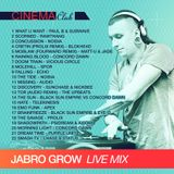 Jabro Grow – Vinyl Live Mix 3 (28 FEB 2015 / only VINYL Drum&Bass Night 3 / Cybernetic)
