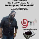 Big Deal Wednesdays 23 - 1 - 2019
