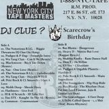 DJ Clue - Scarecrow's Birthday - Side B