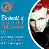 SolénoMix BURNT FRIEDMAN 01 (Nonplace Urban Field, Drome, Some More Crime)