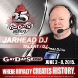 Official Gay Days Orlando 2015 Mix B - Talent Jarhead DJ
