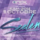 11 oct 2014 - UnerdGround Inox Club Invite Seelen - Bako Thierry - 01h/02H