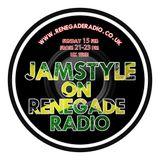Jamstyle on Renegade Radio