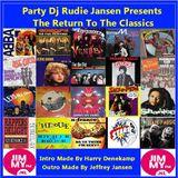 Party Dj Rudie Jansen - The Return To The Classics
