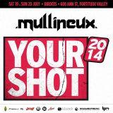 YOUR SHOT 2014 Brisbane - Budweiser Courtyard Runner-Up Mix