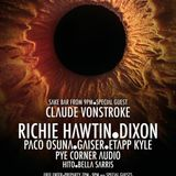 Claude VonStroke - Live @ ENTER.Sake Space Ibiza (Spain) 2014.08.28.