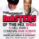 Radio 103.9 FM NYC Midnight Master Of The Mix