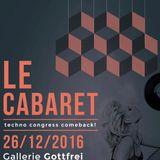 Le Cabaret 2016