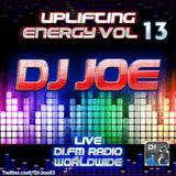 DJ Joe - Uplifting Energy Vol 13 (DI.FM Radio)