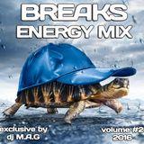 #2 breaks energy mix by dj M.A.G