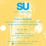 Lin Taylor B2B Paul Goldsmith at Soul Underground - 16th April 2016