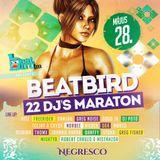 Stuka - BeatBird Maraton Live @ Negresco 2016.05.28.