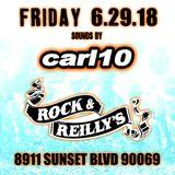 2018_06_29 - Rock & Reilly's