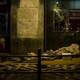 REPORTAGEM - Calçada de abrigo - Guilherme Monteiro