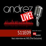 Andrez LIVE! S11E09 On 03.11.2017