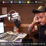 "[PART 3 OF 3] DJ Darryl's ""Saturday Night House Party"" Radio Show on WCR 101.8 FM - 21.01.18"