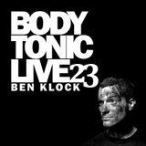 BodytonicLive 023 : Ben Klock